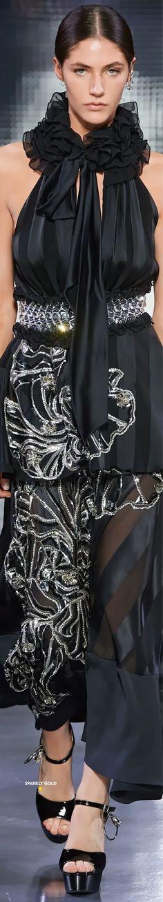 Azzaro Spring 2020 Couture Haute Couture Paris, Couture Fashion, Runway Fashion, Elite Fashion, Only Fashion, Azzaro, High End Fashion, Beachwear, Swimwear