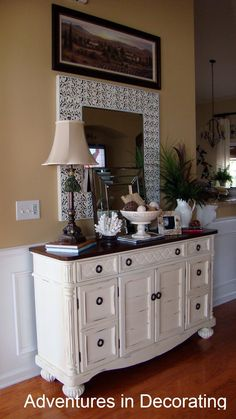 Shades of Amber: Annie Sloan Chalk Paint Link Party