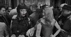 British songstress and designer, VV Brown appears in the new Grey Goose TV commercial for the  Cherry Noir flavored vodka. The ad was directed by Phil Griffin, best known for his music video work with Amy Winehouse, Adele, Prince and VV.