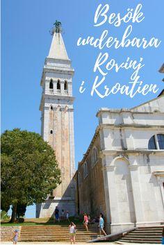 Rovinj är en alldeles underbart vacker stad i Istrien, Kroatien. Läs mer om Rovinj i bloggen.