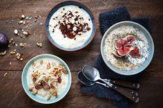 How to make perfect porridge.