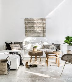 Indie Moroccan Inspired Home