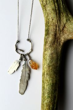 Talisman Necklace / umber dove studios
