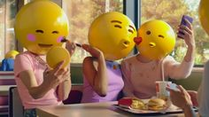 Everyone Is an Emoji in This Bizarre and Terrifying French McDonald's Ad | Adweek