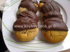 Πανεύκολα εκπληκτικά μπισκότα βουτύρου με 3 μόνο υλικά και chunk σοκολάτας! |