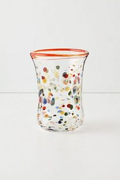 Steep price for a tumbler..but really beautiful, I think.