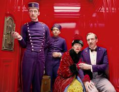 Wes Anderson Evokes Nostalgia in 'The Grand Budapest Hotel' - NYTimes.com