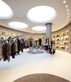 Marni Boutique Interior at the Crystals Las Vegas - 4