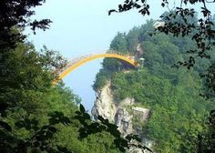 Wudang Mountain that would freak me out