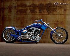 YAMAHA CHOPPER - motorcycles Wallpaper