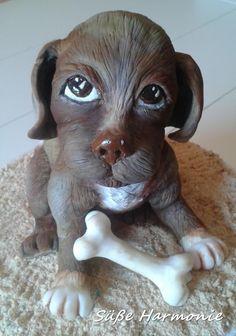 Puppy  - Cake by Süße Harmonie