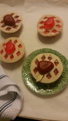 Strawberry soap pie...yum upamperu.com