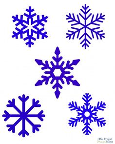 Create DIY Snowflake Window Clings http://thefrugalgreenishmama.com/2013/12/create-diy-snowflake-window-clings.html/comment-page-1#comment-18280