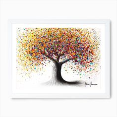 Art Prints, Tree Canvas, Poster Prints, Canvas Prints, Wall Art, Tree Art, Indie Drawings, Art Painting Acrylic, Art