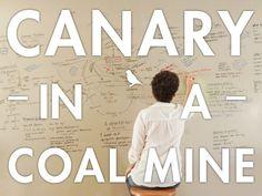 "Chronic Fatigue Syndrome: ""Canary in a Coal Mine"" Documentary— Kickstarter"