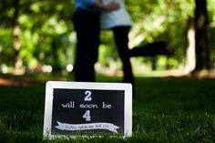 custom pregnancy announcement
