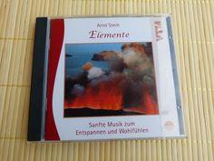ARND STEIN : Elemente- Entspannungsmusik zum Wohlfühlen / CD VTM Verlag