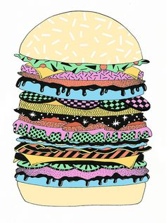 Burger by Clay Hickson, via Flickr