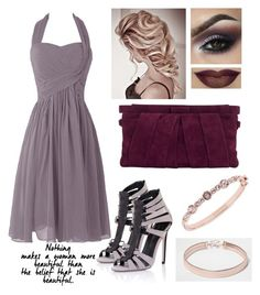 """Class Reunion"" by kiwipenguin on Polyvore featuring Little Mistress, Jacques Vert, Givenchy and River Island"