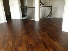 Beau Hardwood Floors Upstairs