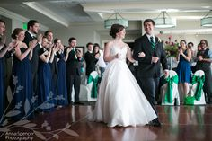 Grand entrance/ first dance