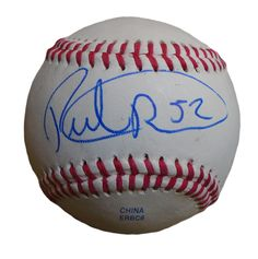 LA Dodgers Pedro Baez signed Rawlings ROLB leather baseball w/ proof photo.  Proof photo of Pedro signing will be included with your purchase along with a COA issued from Southwestconnection-Memorabilia, guaranteeing the item to pass authentication services from PSA/DNA or JSA. Free USPS shipping. www.AutographedwithProof.com is your one stop for autographed collectibles from Los Angeles sports teams. Check back with us often, as we are always obtaining new items.