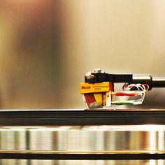 A Sweet Lyra Delos Moving Coil Phono Cartridge