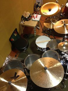 Back to Zildjian