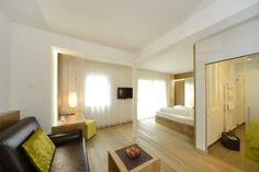 Doppelzimmer Blumenwiese im Hotel Feldhof