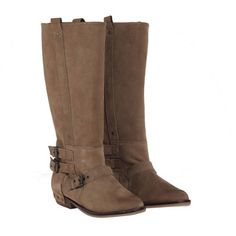 Bend Boot Taupe, $116, now featured on Fab.