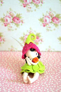 Fairy Figurine par TheDollAndThePea sur Etsy