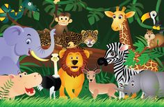 Kids Wallpaper Murals | Childrens Wallpaper Murals