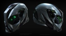 Alpha-force operative helmet, Alexander Boluzhenkov on ArtStation at https://www.artstation.com/artwork/alpha-force-operative-helmet