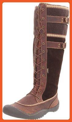 Jambu Women's Celica Knee-High Boot,Brown,7 M US - Boots for women (*Amazon Partner-Link)