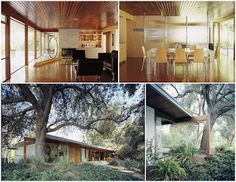 The Milton Goldman Residence in Encino Designed by Richard Neutra and Currently Owned by L.A. Law Creator/Producer Steven Bochco Hits the Market | San Fernando Valley Blog