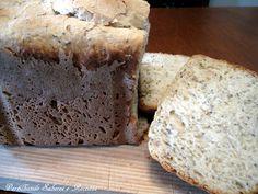 Pão de Iogurte, Mel e Sementes de Chia