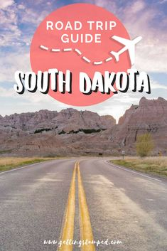 South Dakota is so much more than just a day trip. Head off on a 3 day South Dakota road trip to see some of the highlights: the Badlands, Mount Rushmore Solo Travel, Travel Usa, Vacation Travel, Travel Tips, Vacation Ideas, Travel Stuff, Canada Travel, Summer Travel, Vacation Spots