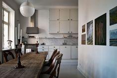 Lotta Agaton: Home sweet home