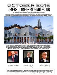 15-page conference packet designed for the Youth. Download at Sugardoodle.