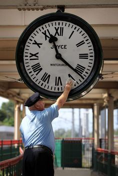 """Gatsbywise - The clock at Camford Station was not the star of the movie """"Brief Encounter"""", but certainly a major player. Filmed in 1945, the film is one of the most popular romantic British films of all time and ranks second in the British Film Institute's Top 100 'best British films' list."""