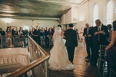 walking down the aisle at Berkeley Events Weddings Toronto Wedding, Walking Down The Aisle, Church Wedding, Rehearsal Dinners, Marriage, The Incredibles, Events, Wedding Ideas, Weddings