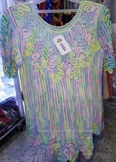 BLUSAS - PRIMAVERAL Bordados y Accesorios Crochet, Pattern, Fashion, Dapper Clothing, Lace, Block Prints, Women's, Shirt Blouses, Crop Tops