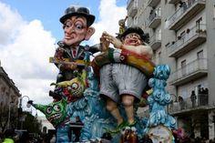 Carnevale Putignano, Puglia