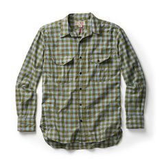 Seattle Shirt by Filson