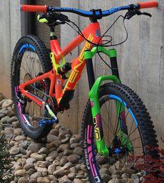 mountain bike is colorful! - / - This mountain bike is colorful! – / -This mountain bike is colorful! - / - This mountain bike is colorful! – / - Mongoose Index 20 Freestyle Bike Silver - Bmx Bikes - Ideas of Bmx Bikes - This mountain bike is col. Mt Bike, Mtb Bicycle, Bicycle Tires, Road Bike, Fully Bike, Velo Dh, Cannondale Mountain Bikes, All Mountain Bike, Montain Bike