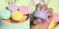 De jolis Baumes à lèvres Macarons | Juste Sublime