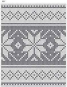 """Agarradores de ollas DROPS de Navidad, con motivo jacquard nórdico, en """"Muskat"""". Diseño DROPS: Patrón No. W-341 ~ DROPS Design"""