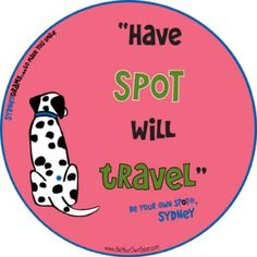 Have SPoT will travel!