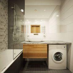 Vejas as ideias de casas de banho pequenas, que temos para…