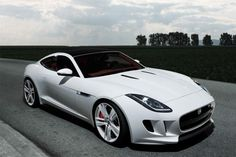 The new F-type Coupe  #RePin by AT Social Media Marketing - Pinterest Marketing Specialists ATSocialMedia.co.uk